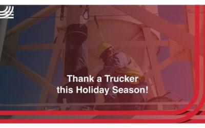 This Holiday Season, Thank a Trucker